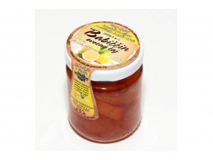 Babiččin ovocný čaj citron 60ml