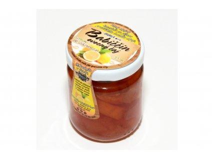 Babiččin ovocný čaj citron se zázvorem 55ml