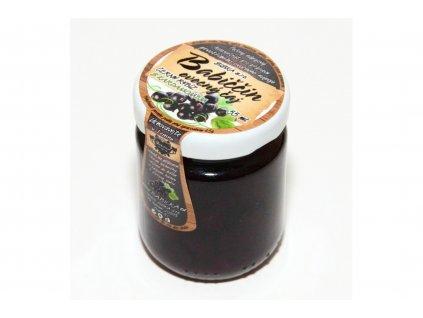 Babiččin ovocný čaj černý rybíz s kardamonem 60ml