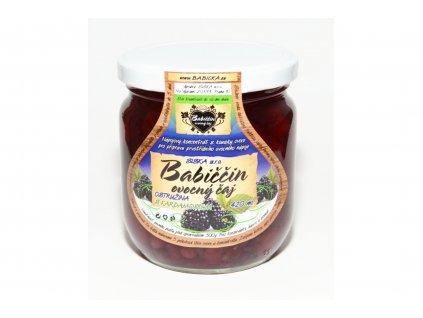 Babiččin ovocný čaj ostružina s kardamonem 420ml