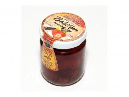 Babiččin ovocný čaj vanilková jahoda 60 ml