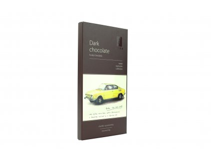 Čokoláda DARK CHOCOLATE ŠKODA 110R 90g