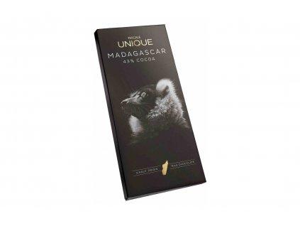 Čokoláda Madagaskar mléčná 43% Pergale Unique 90g