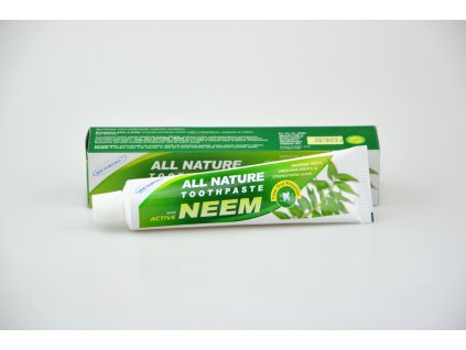 ALL NATURE NEEM zubní pasta 100g