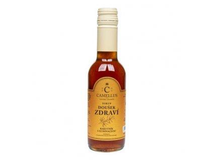 Sirup bylinný doušek zdraví 250 ml CAMELLUS