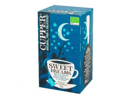 Čaj Sweet Dreams 30 g BIO CUPPER