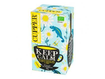 Čaj Keep Calm 35 g BIO CUPPER