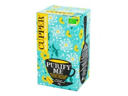 Čaj Purify Me 38 g BIO CUPPER