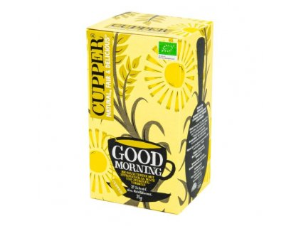 Čaj Good Morning 35 g BIO CUPPER
