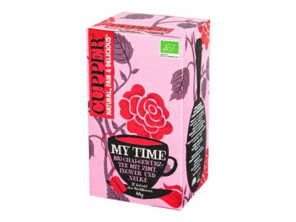Čaj My Time 44 g BIO CUPPER