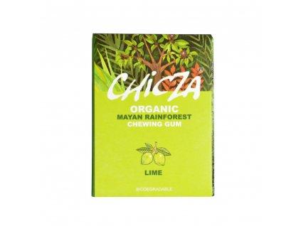 CHICZA Žvýkačka s příchutí lime BIO 30 g