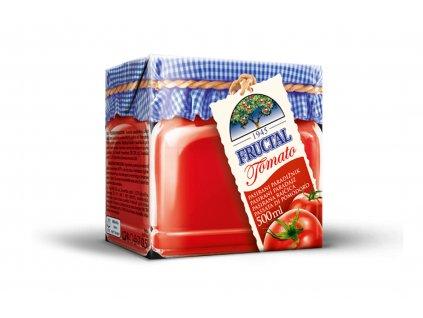 Pasírovaná rajčata Fructal 500ml