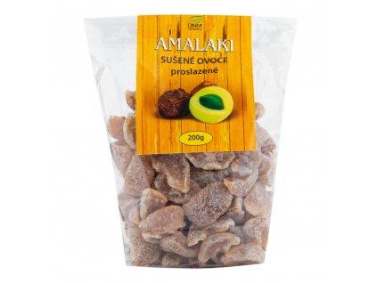 DNM COMPANY Amalaki sušené proslazené 200 g