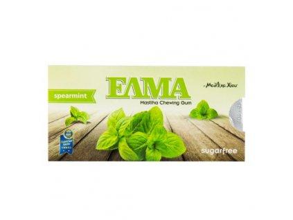 ELMA Žvýkačka s mastichou a příchutí máty 13 g