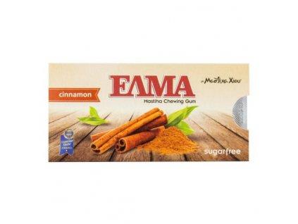 ELMA Žvýkačka s mastichou a příchutí skořice 13 g