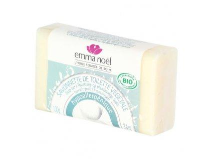 EMMA NOËL Mýdlo rostlinné hypoalergenní BIO 100 g