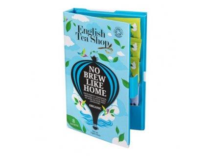 ENGLISH TEA SHOP Čaj Cestovní balení pro pány 8 sáčků BIO 1