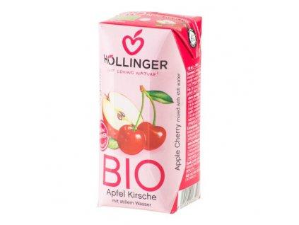 HOLLINGER Nektar jablko višeň BIO 200 ml