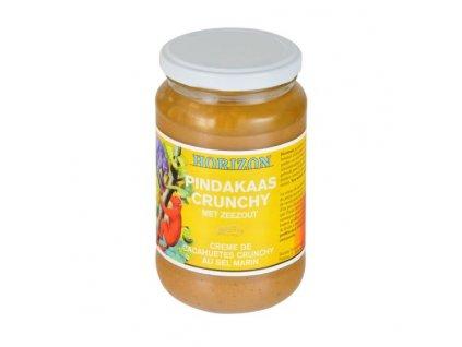 UNUECO Krém arašídový s kousky BIO 350 g