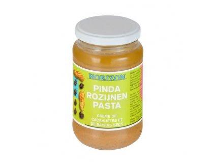 HORIZON Krém arašídový s rozinkami BIO 350 g