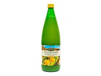 BIO IDEA Šťáva citronová BIO 1 l