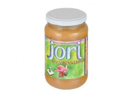 JORI Krém arašídový jemný BIO 350 g