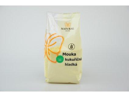 NATURAL JIHLAVA Mouka kukuřičná hladká 400g