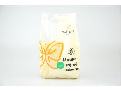 NATURAL JIHLAVA Mouka sójová odtučněná 300g