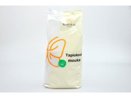 NATURAL JIHLAVA Mouka tapioková 500g