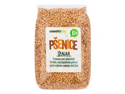 COUNTRY LIFE Pšenice špalda BIO 1 kg