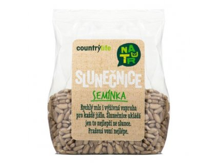 COUNTRY LIFE Slunečnicová semínka 100 g