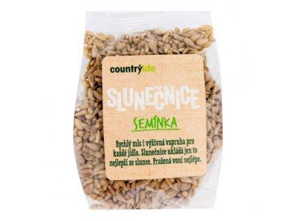 COUNTRY LIFE Slunečnicová semínka 250 g