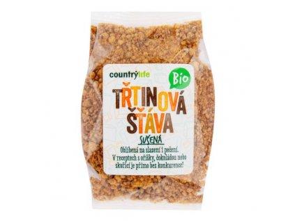 COUNTRY LIFE Třtinová šťáva sušená BIO 250 g