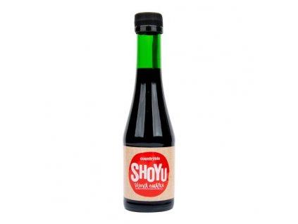 COUNTRY LIFE Shoyu sójová omáčka 200 ml