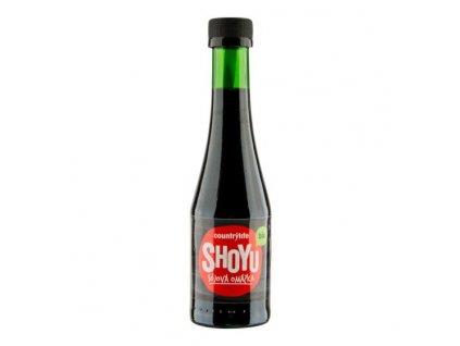 COUNTRY LIFE Shoyu sójová omáčka BIO 200 ml