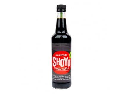COUNTRY LIFE Shoyu sójová omáčka BIO 500 ml