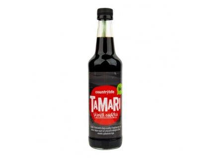 COUNTRY LIFE Tamari sójová omáčka BIO 500 ml