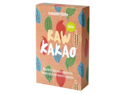 COUNTRY LIFE Kakao raw BIO 150 g