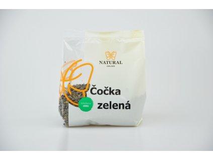Natural Jihlava Čočka zelená 200 g