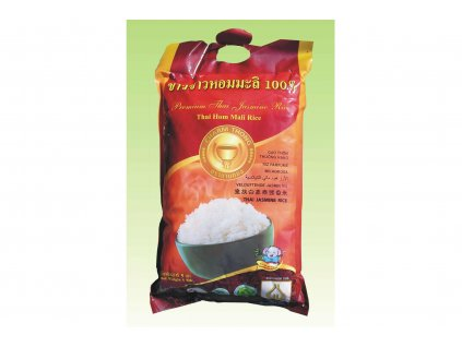 THAJSKO Rýže jasmínová premium 5 kg