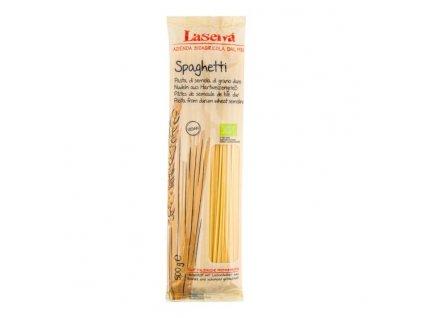 LA SELVA Špagety pšeničné semolinové BIO 500 g