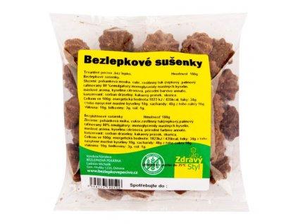 MICHALÍK Sušenky bezlepkové 180 g