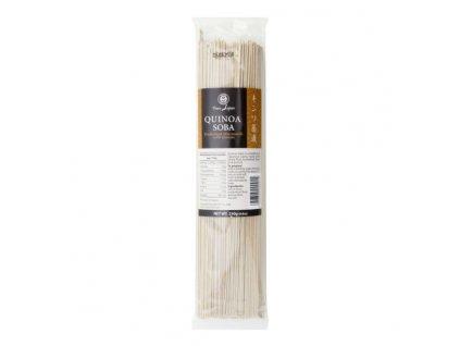 MUSO Těstoviny s pohankou Soba Quinoa 250 g