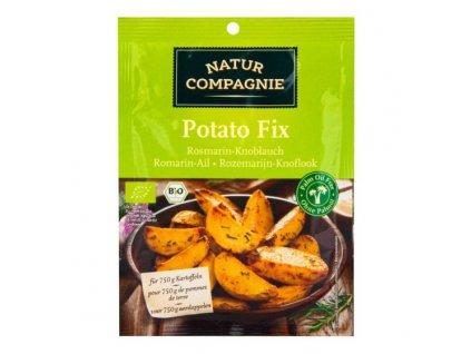 NATUR COMPAGNIE Koření na brambory rozmarýn česnek BIO 35 g