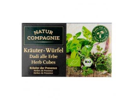NATUR COMPAGNIE Kostky bylinkové provensálské koření BIO 80 g