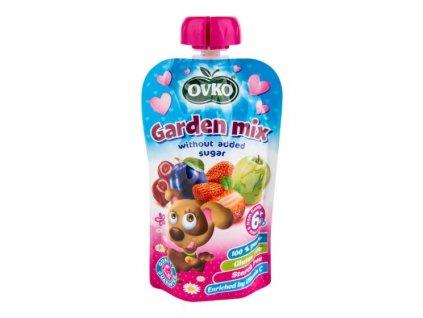 OVKO Příkrm ovocné pyré 120 g