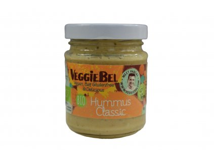 VEGGIEBEL Hummus Classic BIO 115 g