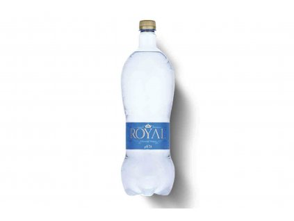 ROYAL WATER Přírodní minerální voda s pH 7,4 1,5 l