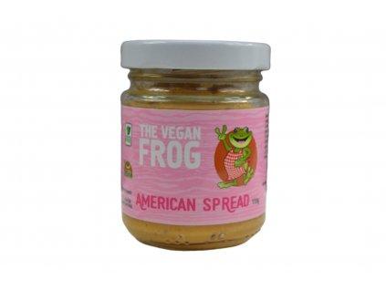 VEGGIEBEL Veganská pomazánka American 115 g