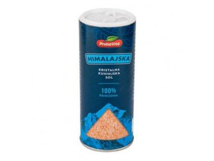 PRIMA VITA Sůl himálajská růžová jemná 200 g